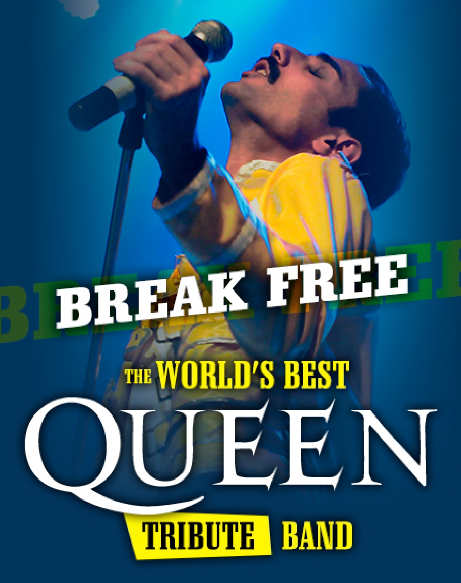 the best world queen tribute band break free