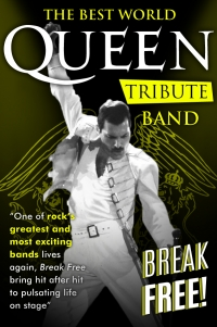 QUEEN TRIBUTE - Break Free